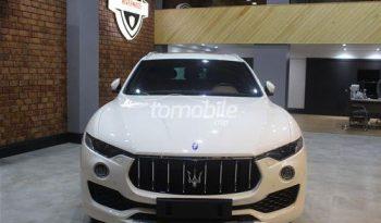 Maserati Levante Occasion 2017 Diesel 18000Km Marrakech Hivernage Auto #78216