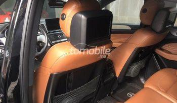 Mercedes-Benz Classe GLE Importé Neuf 2018 Diesel Casablanca Belux Auto #77533 plein