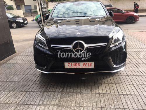 Mercedes-Benz Classe GLE Importé Neuf 2018 Diesel Casablanca Belux Auto #77533