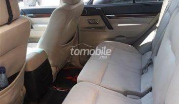Mitsubishi Pajero Occasion 2010 Diesel 71000Km Casablanca Auto Paris #73937 plein