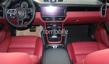 Porsche Cayenne Importé Neuf 2018 Hybride Casablanca BEL AIR Auto #72831 plein
