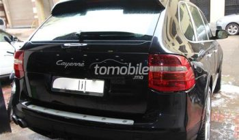 Porsche Cayenne Importé Occasion 2009 Essence 135000Km Casablanca AB AUTO #76067 plein