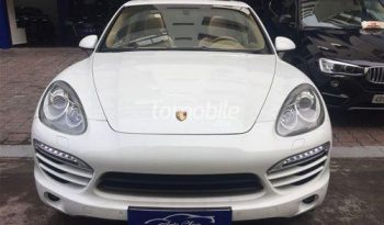 Porsche Cayenne Occasion 2012 Diesel 72000Km Casablanca Auto Chag #73724 plein