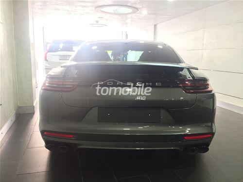 Porsche Panamera Importé Neuf 2018 Diesel Casablanca Belux Auto #77666 plein