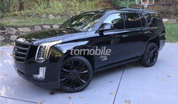 Cadillac Escalade Occasion 2016 Essence 48000Km Marrakech #80710