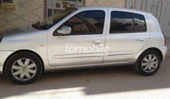 Renault Clio Occasion 2013 Essence 92000Km Oujda #80614 plein