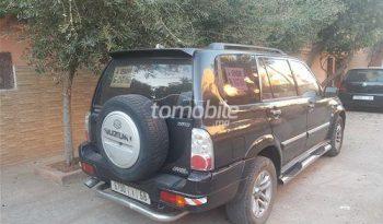 Suzuki Grand Vitara Occasion 2005 Diesel 145000Km Marrakech #80203 plein