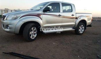 Toyota Hilux Occasion 2014 Diesel 58000Km Casablanca #80398