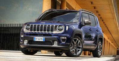FCA - Jeep Renegade Maroc 2019