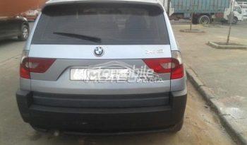 BMW X3  2005 Diesel 250000Km Casablanca #80989