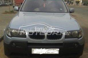 BMW X3  2005 Diesel 250000Km Casablanca #80989 plein