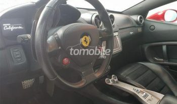 Ferrari California Occasion 2012 Essence 30000Km Marrakech #82978 full