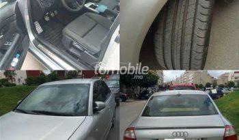 Audi A4 Occasion 2002 Diesel 149000Km Tanger #84017 plein