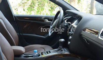 Audi A4 Occasion 2015 Diesel 53000Km Casablanca #83887 plein