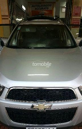 Voiture Chevrolet Captiva 2013 à mohammedia  Diesel  - 9 chevaux