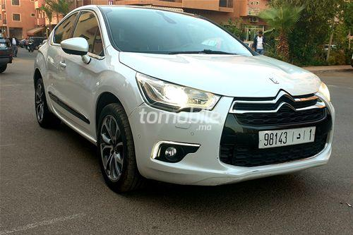 Citroen DS4 Occasion 2014 Diesel 85000Km Marrakech #83857
