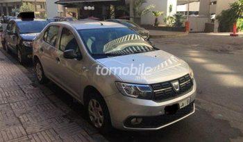 Dacia Logan Occasion 2017 Diesel 80000Km Casablanca #83634 plein