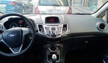 Ford Fiesta Occasion 2009 Essence 113000Km Casablanca #83646 plein