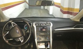 Ford Fusion Occasion 2015 Diesel 96000Km Casablanca #83536 plein