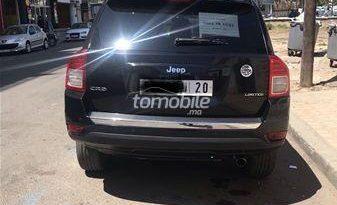 Jeep Compass Occasion 2012 Diesel 113000Km Casablanca #83599 plein