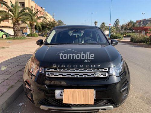 Voiture Land rover Discovery 2017 à casablanca  Diesel  - 8 chevaux