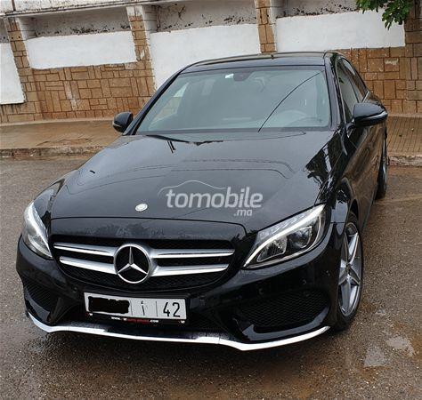 Voiture Mercedes benz Classe c 2017 à casablanca  Diesel  - 9 chevaux