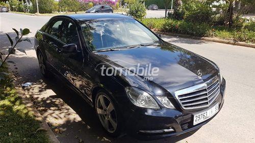 Mercedes-Benz Classe E Occasion 2012 Diesel 160000Km Casablanca #83675 plein