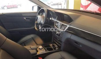 Mercedes-Benz Classe E Occasion 2012 Diesel 160000Km Casablanca #83675