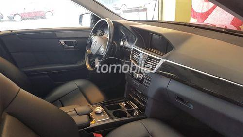 Voiture Mercedes benz Classe e 2012 à casablanca  Diesel  - 9 chevaux