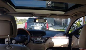 Mercedes-Benz Classe S Occasion 2011 Diesel 299000Km Casablanca #83586 plein