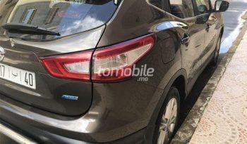Nissan Qashqai Occasion 2015 Diesel 68000Km Tanger #83303 plein