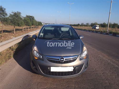 Voiture Opel Corsa 2014 à casablanca  Diesel  - 5 chevaux