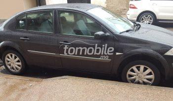 Renault Megane  2008 Diesel 166000Km Rabat #83692 plein