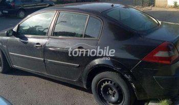 Renault Megane Occasion 2003 Diesel 260000Km Rabat #83576 plein