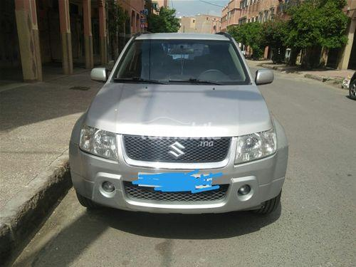 Voiture Suzuki Grand vitara 2008 à casablanca  Essence  - 9 chevaux