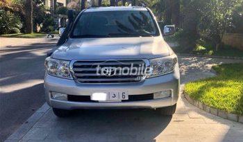 Toyota Land Cruiser Occasion 2008 Diesel 236000Km Casablanca #83863 plein