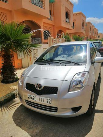 Toyota Yaris Occasion 2008 Essence 150000Km Meknès #83803 plein