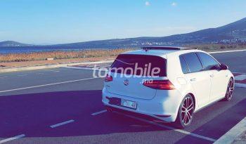 Volkswagen Golf Importé  2017 Diesel 110000Km Oujda #83981 plein