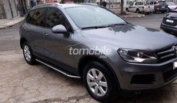 Volkswagen Touareg Occasion 2013 Diesel 133000Km Casablanca #83253