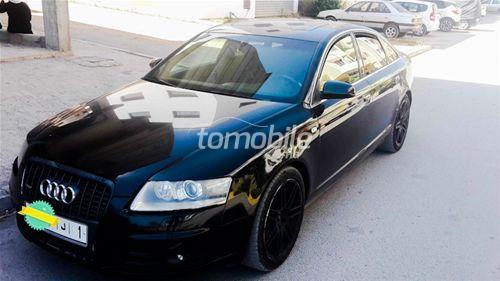 Voiture Audi A6 2009 à rabat  Diesel  - 11 chevaux