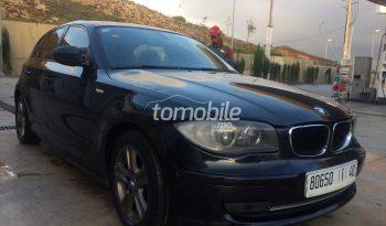 BMW Serie 1  2010 Diesel 201050Km Tétouan #84463