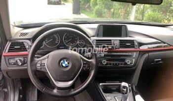 BMW Serie 3 Occasion 2014 Diesel 100000Km Casablanca #84625 plein
