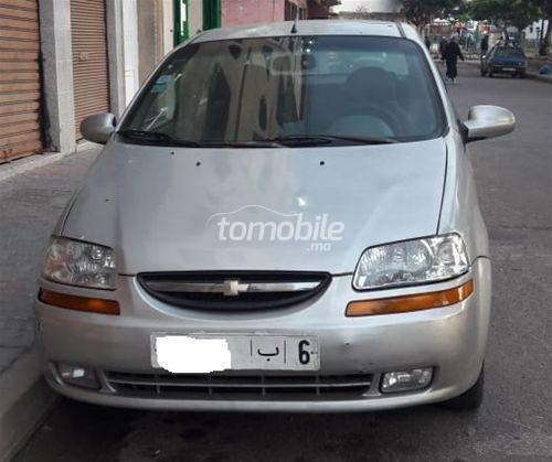 Voiture Chevrolet Aveo 2004 à casablanca  Essence  - 9 chevaux