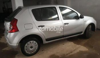 Dacia Sandero  2010 Diesel 139000Km Rabat #84306 plein