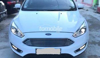 Ford Focus Importé  2016 Diesel 60000Km Casablanca #84936 plein