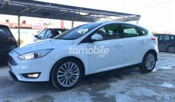 Ford Focus Occasion 2016 Essence 80000Km Casablanca #84789 plein