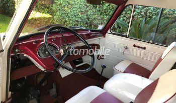 Ford Taunus  1980 Essence 9000Km Fès #84331 plein