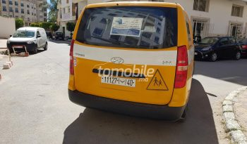 Hyundai H-1  2013 Diesel 90000Km Tanger #84765 plein