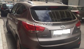 Hyundai ix35  2010 Diesel 136000Km Casablanca #84302 plein