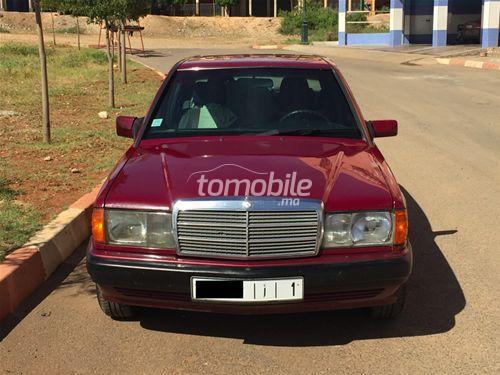 Voiture Mercedes benz R190 1992 à rabat  Diesel  - 10 chevaux